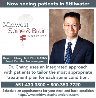 Now Seeing Patients in Stillwater