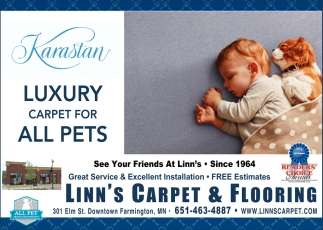 Luxury Carpet for All Pets