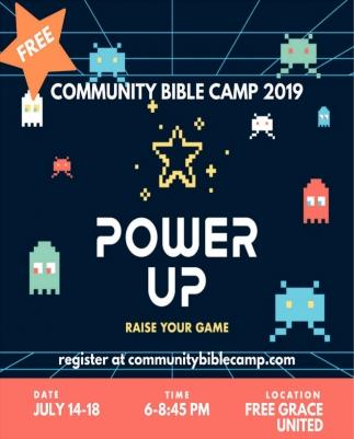 Community Bible Camp 2019