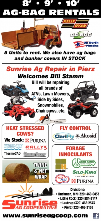 Sunrise Ag Repair in Pierz