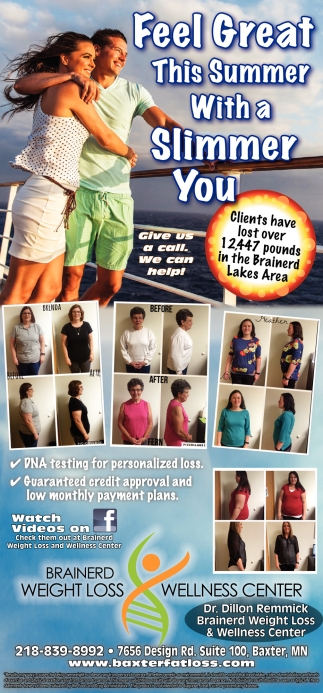 Feel Great this Summer with a Slimmer You