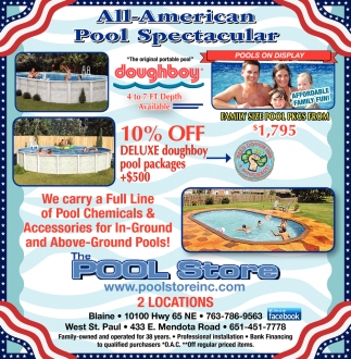All-American Pool Spectacular