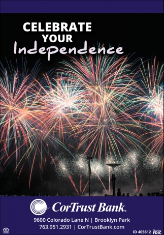 Celebrate Your Independence