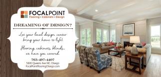 Flooring, Cabinets & Design