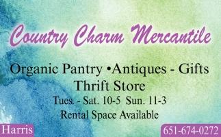 Organic Pantry