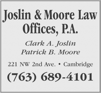 Joslin & Moore Law Offices P.A