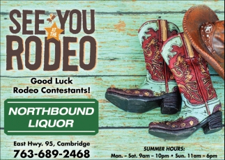 See You at the Rodeo
