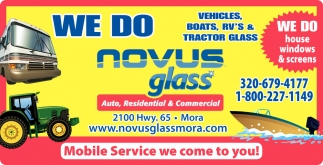 Mobile Service We Come to You!