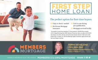 First Step Home Loan