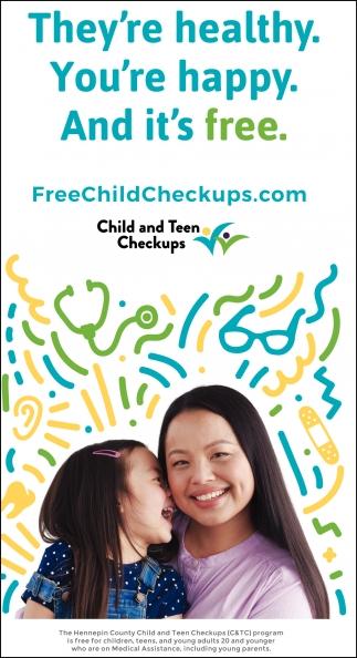 Child & Teen Checkups
