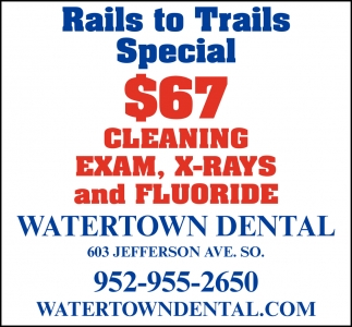 Rails to Trails Special