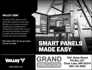 Smart Panels Made Easy