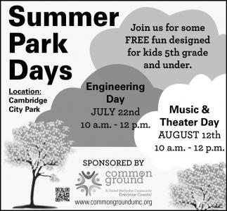 Summer Park Days