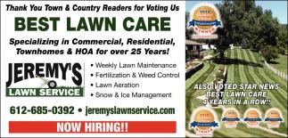 Best Lawn Care
