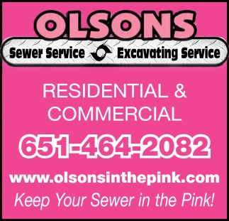 Keep Your Sewer in the Pink!