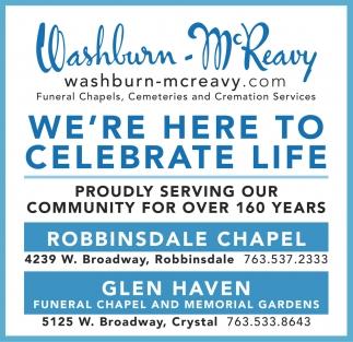 Funeral Chapels, Cemeteries, & Cremation Services