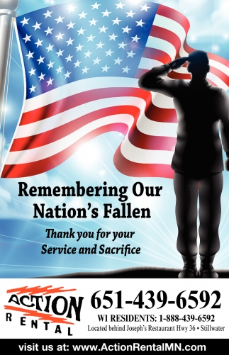Remembering Our Nation's Fallen