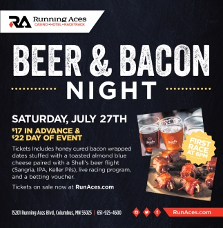 Beer & Bacon Night