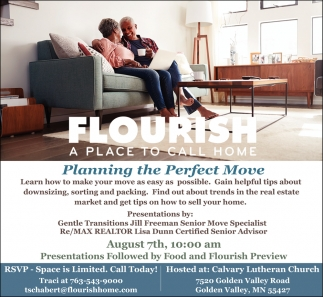 Flourish a Place to Call Home
