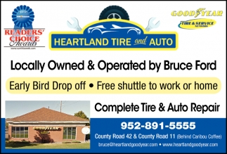 Complete Tire & Auto Repair