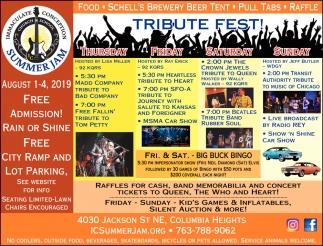 Tribute Fest!