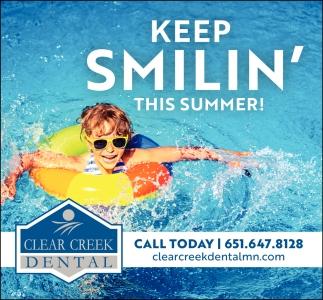 Keep Smilin' this Summer!
