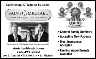 Celebrating 37 Years in Business!