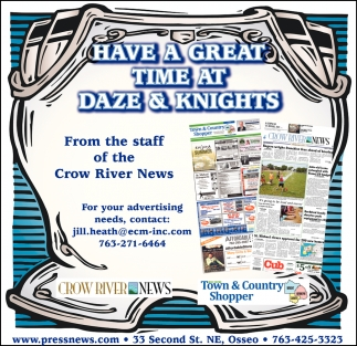 Have a Great Time at Daze & Knights
