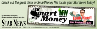 Check Out the Great Deals in SmartMoney NW Inside Your Star News Today!