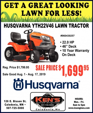 Get A Great Looking Lawn For Less!