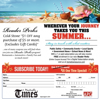 Monticello Times | hometownsource com