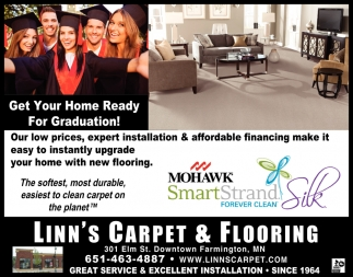 Get your home ready for graduation!