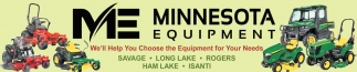 We'll Help You Choose the Equipment for Your Needs
