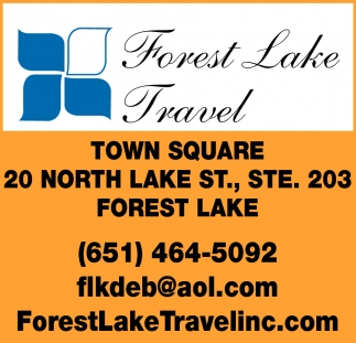 Forest Lake Travel