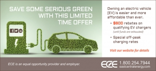 Save Some Serious Green with this Limited Offer