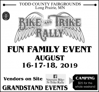 Bike and Trike Rally