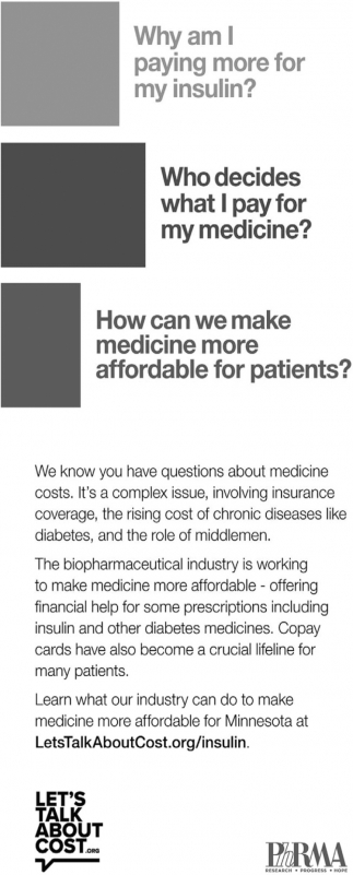 How Can We make Medicine more Affordable for Patients?