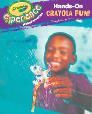Hands-On Creayola Fun!