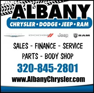 Albany Chrysler Center
