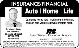 Insurance/Financial