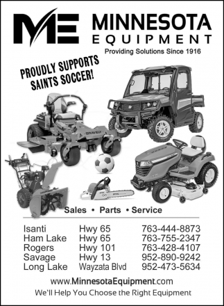Proudly Supports Saints Soccer!