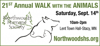 21st Annual Walk with the Animals