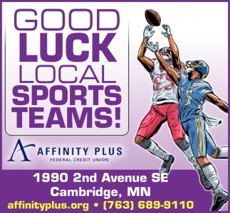 Good Luck Local Sports Teams!