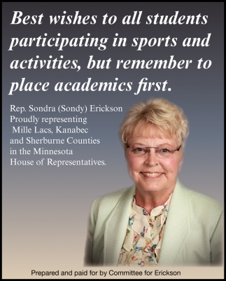 Best Wishes to All Students Participating in Sports and Activities, But Remember to Place Academics First