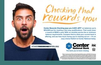Checking that Rewards You