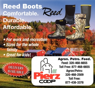 Reed Boots Comfortable