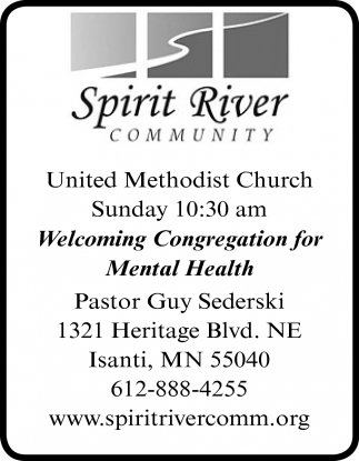 Welcoming Congregation for Mental Health