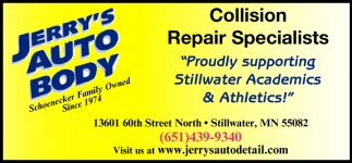 Collision Repair Specialists