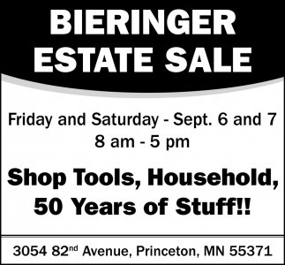 Shop Tools, Household 50 Years of Stuff!