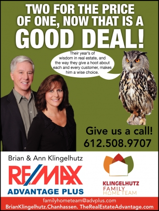 Give Us a Call!